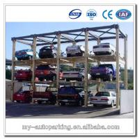 Buy cheap 3 Levels Stacker Car Parking System Parking Lot Equipment Tower Parking System from wholesalers