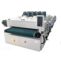 Wholesale woodworking plywood steel brushing machine from china suppliers