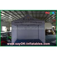 Wholesale 3 x 3m Aluminum Folding Tent With Three Side Walls Print for Advertising from china suppliers