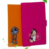 Wholesale Creative Silicone Rubber Cover , Durable Rectangle Shape Silicone Notebook Cover from china suppliers