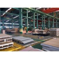 Wholesale ASTM A240 Heat Resistant Stainless Steel Plate Hot Rolled 253MA / UNS S30815 from china suppliers
