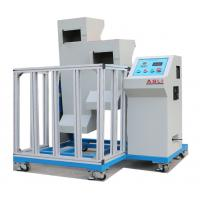 Buy cheap Mobile Phone Drop Testing Machine , Two Zones Lab Drop Test Equipment from wholesalers
