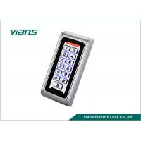 Quality CE Single Door Metal proximity access control With MF Cards , 5 years warranty use for sale