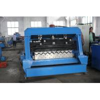 Wholesale Sigma Cold Roll Forming Machine , Steel Silo Corrugated Side Panel Roll Forming Machine from china suppliers