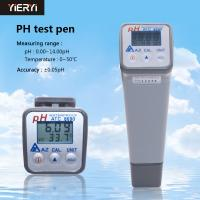 Wholesale AZ8690 Portable Acidity Meter Water Quality Digital Ph Meter Handheld Precision Laboratory Industrial Test from china suppliers