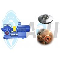 Wholesale Electric Double Suction Centrifugal Pump , Horizontal Split Case Centrifugal Pump from china suppliers