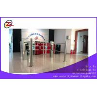 Wholesale Bi - directional auto Supermarket Turnstile swing barrier gate with Standard configuration from china suppliers