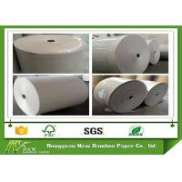 Wholesale Smoothy surface Grey Paper Roll used for lamination with different paper board from china suppliers