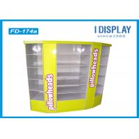 Quality Portable Toy Cardboard Floor Displays / Cardboard Retail Display Stands for sale