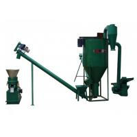 Buy cheap 15kw Noiseless Straw Wood Pellet Machine With High Effciency from wholesalers