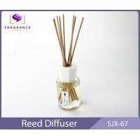 Wholesale decorative 80ml Lavender Essential Oil Reed Diffuser car air fresheners from china suppliers