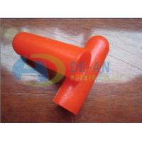 Wholesale Professional Molding Rubber Parts Red Weather Resistant from china suppliers