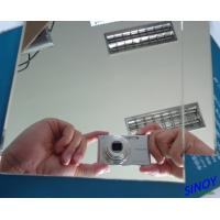 Wholesale Low Iron Ultra Clear Glass Mirror , Ultra Clear Silver Glass Mirror from china suppliers