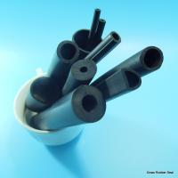 Buy cheap extruded epdm rubber tubing silicone rubber extrusions profiles from wholesalers