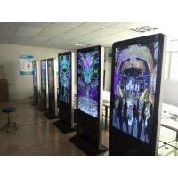 Wholesale HD Free Standing Digital Signage For Shopping Mall Digital Advertising Display from china suppliers