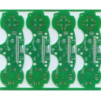 Wholesale Two layer fr4 double sided pcb solder mask green TS16949 from china suppliers