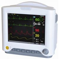 Buy cheap 8 Inch TFT Screen Multi - Parameter Portable Patient Monitor With Digital SpO2 Technique from wholesalers