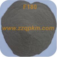 Wholesale Brown Fused Alumina For Sandblasting F180 from china suppliers