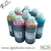 Wholesale Refillable Compatible Printer Pigment Ink For Epson 7500 large printers from china suppliers