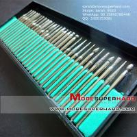 Wholesale Diamond mounted points and diamond burs  sarah@moresuperhard.com from china suppliers