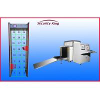 "Wholesale 80 * 65cm Tunnel Airport Security X Ray Machine with High Resolution 17"" LCD Screen from china suppliers"