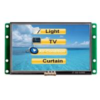 Wholesale LCD Display TFT LCD Touch Screen Sunlight Readable With C / C++ Programmable Software from china suppliers