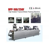 Wholesale Health Food Tropical Blister Packing Machine Fully Automatic CE Approved from china suppliers