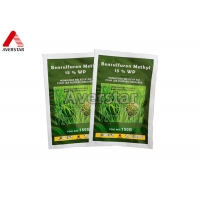 Buy cheap Bensulfuron Methyl Agricultural Herbicides 15% WP For Transplanted Rice Fields from wholesalers