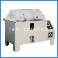 Wholesale Neutral Salt Spray Corrosion Test Chamber , PVC Coating Corrosion Testing Equipment from china suppliers