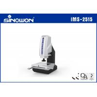 Quality High Accuracy Manual Vision Measuring Machine 2.5D 250X150mm , 200mm Z Travel for sale