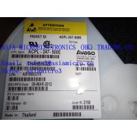 Buy cheap AVAGO TECHNOLOGIES,ACPL-247-500E,OPTOCOUPLER, QUAD, SMD, DC I/P from wholesalers