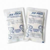 Wholesale Hot and Cold Pack, Used to Supply Instant Cold within 3 Seconds, More Convenient for Traveling from china suppliers