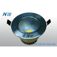 Wholesale Energy-Saving 10W 120V 5000k LED COB Ceiling Light CE ROHS With Aluminum Shell from china suppliers