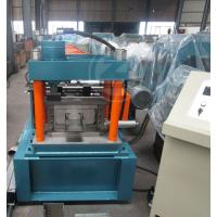 Wholesale ISO Automatic Cold Steel Strip Purlin Roll Forming Machine One Year Warranty from china suppliers