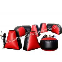 Wholesale Airtight Inflatable Paintball Bunkers from china suppliers
