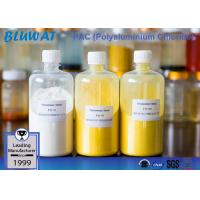Wholesale CAS 1327-41-9 Polyaluminium Chloride For Commercial / Municipal / Manufacturing Use from china suppliers