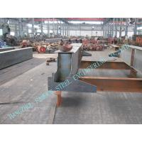 Wholesale Strengthen A325 Botls Connected Large Span Prefabricated Structural Steel Workshop from china suppliers