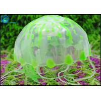 Wholesale Eco-Friendly Silicone Jellyfish Artifical Aquarium Decoration For Fish Tank from china suppliers