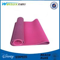Wholesale Extra Wide Custom Yoga Mats Eco Friendly Biodegradable Colorful Digital Printed from china suppliers
