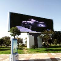 China SDM 3535 DIP Outdoor Rental LED Display , Full Color LED Signs Outdoor 60Hz Frame Rate on sale