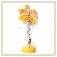 Wholesale 2014 new ideal transparent table clock for promotion from china suppliers