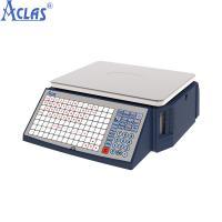 Quality Label Printing Scale,Barcode Scale,Retail Scale,Supermarket Scale for sale