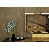 Wholesale Coffee Durable Modern Wallpaper For Bedrooms , Hotel Modern Wall Covering from china suppliers