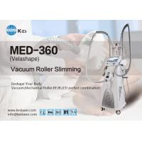 Wholesale Multifunction Body Slimming Machine With Vacuum + Mechanical Roller + RF + LED + IR from china suppliers
