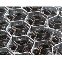 Wholesale Stainless Steel AISI304 Hexmesh,DIN 1.4301 Hexsteel,AFNOR Z7CN 18-09,S30400 Hexmetal from china suppliers