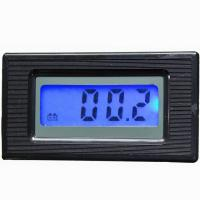Quality Digital panel meter, professional current or voltage monitoring instruments PM003 for sale