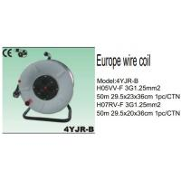 Wholesale Europe  copper wire coil cable reel from china suppliers