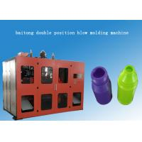 Wholesale Automatic hydraulic drive double station bottle blow molding machine from china suppliers