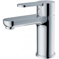 Wholesale Modern Brass Basin Mixer Faucet with Deck Mounted , Chrome Finish from china suppliers