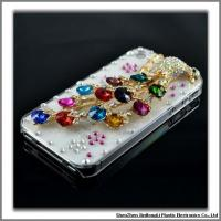 "Wholesale  Bling Crystal Case For Iphone 5"" Luxury Case  - Factory price and Paypal acceptable from china suppliers"